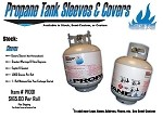 Stock Propane Sleeves 17lbs