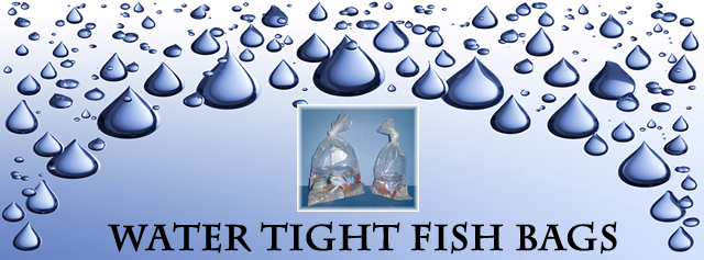 Watertight Fish Bags