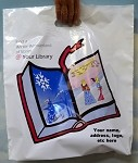 L3510S Find a Winter Wonderland of Stories @ Your Library  with your message printed in a 3
