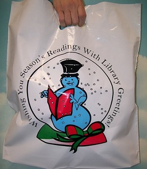 L3549 Wishing you Seasons Readings with Library Greetings 250/case