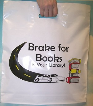 "L3551 16"" X 18"" X .003 BRAKE FOR BOOKS LIBRARY POLY BAGS PACKED 500/CASE"