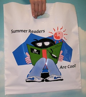 "L3565 16"" X 18"" LARGE SUMMER READERS ARE COOL 100/CTN"